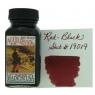 Atrament Noodler's Red Black 3 oz. 19019