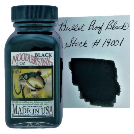 Atrament Noodler`s Black 3 oz. 19001