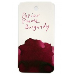 Atrament Papier Plume Burgundy 30 ml