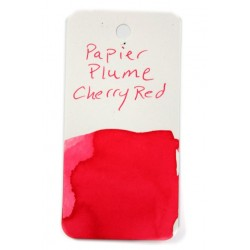 Atrament Papier Cherry Red 30 ml