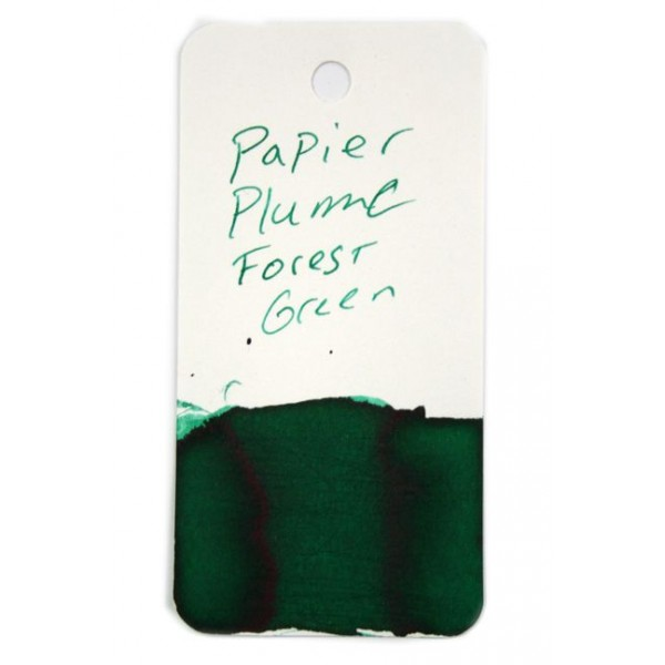 Atrament Papier Plume Forrest Green 30 ml