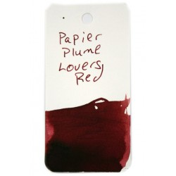 Atrament Papier Plume Lovers Red 30 ml