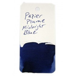 Atrament Papier Plume Midnight Blue 30 ml