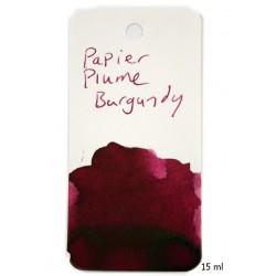 Atrament Papier Plume Burgundy 15 ml