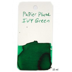 Atrament Papier Plume Ivy Green 15 ml