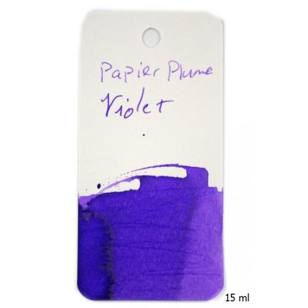 Atrament Papier Plume Violet 15 ml
