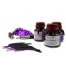 Atrament Papier Plume NOLA Mardi Gras Indians Purple 30 ml