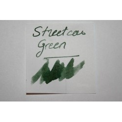 Atrament Papier Plume NOLA Streetcar Green 30 ml