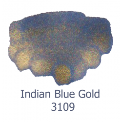 Atrament De Atramentis Pearlscent Indian Blue