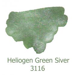 Atrament De Atramentis Pearlscen Heliogen Green Gold