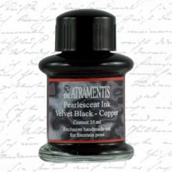 Atrament De Atramentis Pearlscen Velvet Black Copper
