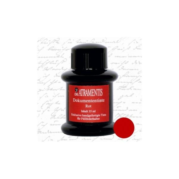Atrament De Atramentis Document Ink Red