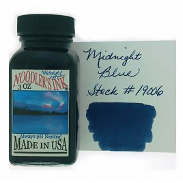 Atrament Noodler`s Midnight Blue 3 oz. 19006