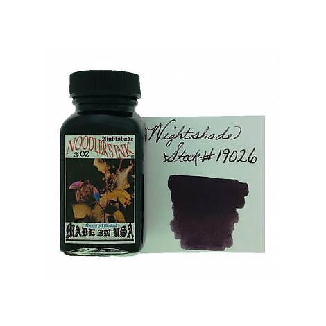 Atrament Noodler's Nightshade 3 oz. 19026
