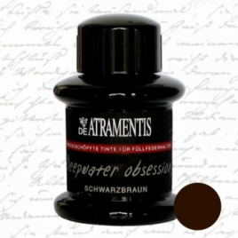 Atrament De Atramentis Document Ink Black Brow